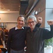 Beppe Sale e Carlo Monguzzi