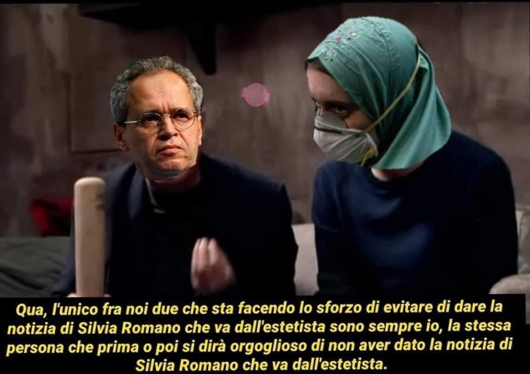 Mentana Silvia Romano
