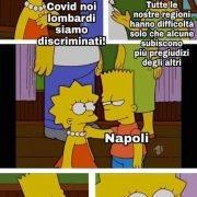 Napoli e Lombardia discriminati