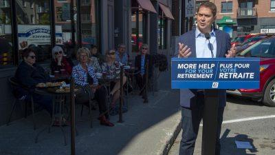 elezioni in canada