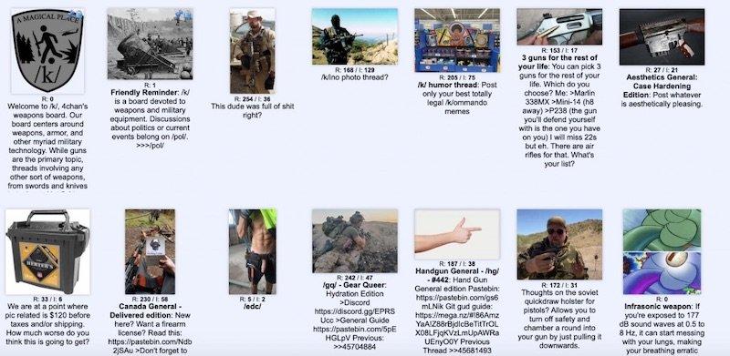 4chan 4 armi