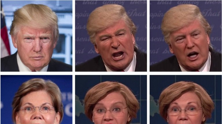 deepfake politici