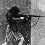 donna combattente ira