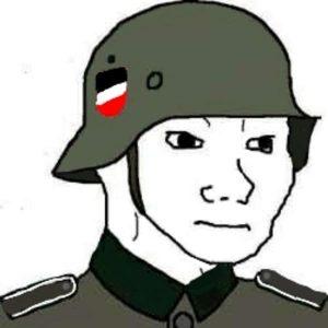 nazi doomer wojak