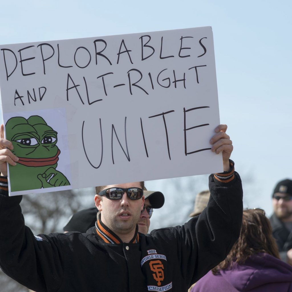 pepe the frog deplorables